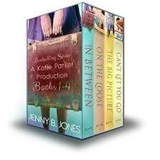 A Katie Parker Production Boxed Set: Books 1-4 by Jenny B. Jones