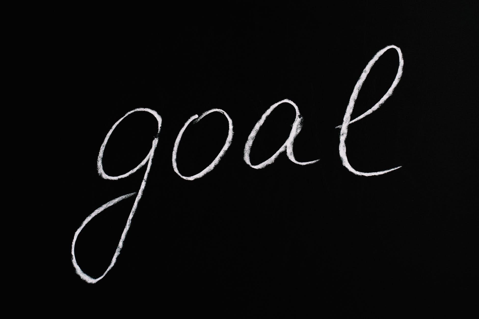 Set process goals